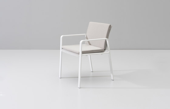 Park Life dining armchair by KETTAL | Garden armchairs