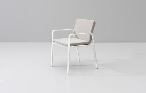Park Life dining armchair di KETTAL | Poltrone da giardino