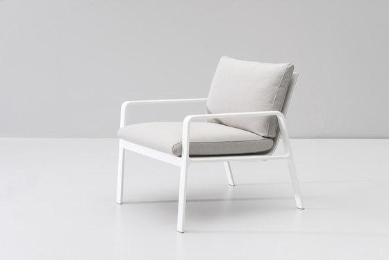 Park Life club armchair by KETTAL | Garden armchairs