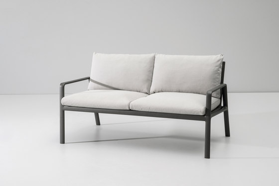 Park Life 2-seater sofa by KETTAL | Garden sofas