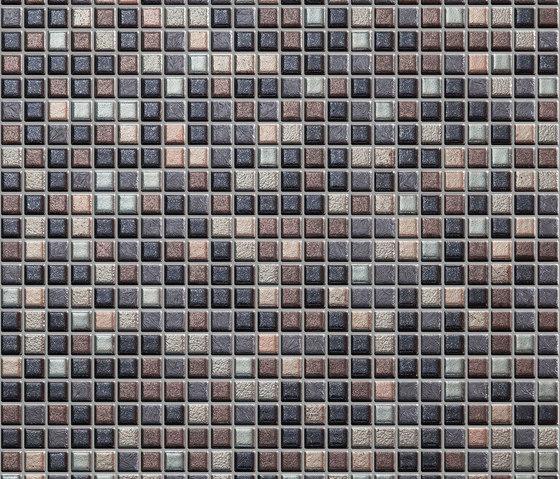 Mix Architecture Metal von Appiani | Keramik Mosaike