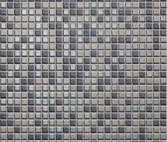 Mix Architecture Metal von Appiani | Mosaike