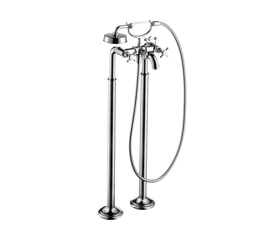 AXOR Montreux 2-Handle Bath Mixer free-standing DN15 by AXOR | Bath taps