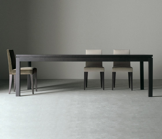 Douglas Table 250-TP by Meridiani | Dining tables