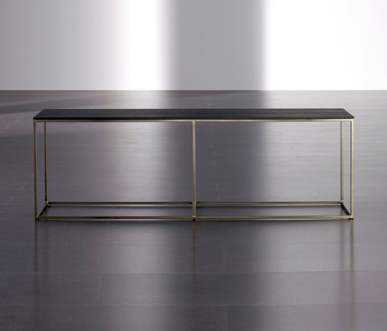 Hardy Console 180 by Meridiani | Side tables