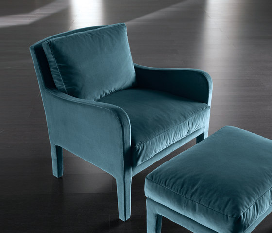 Forrest Soft Armchair by Meridiani | Lounge chairs