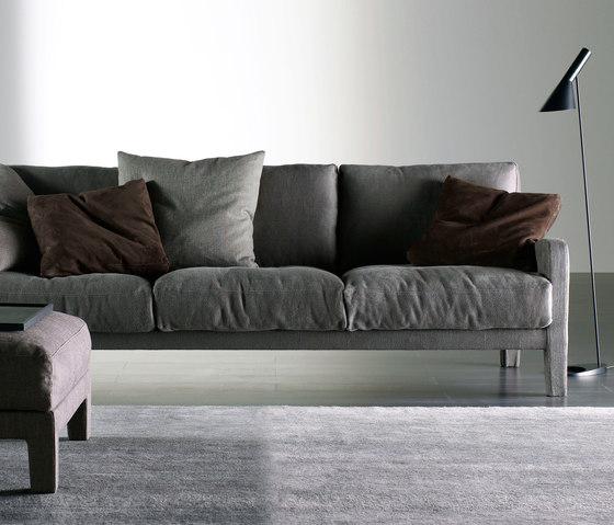 Forrest soft sofa 240 divani lounge meridiani architonic for Catalogo meridiani