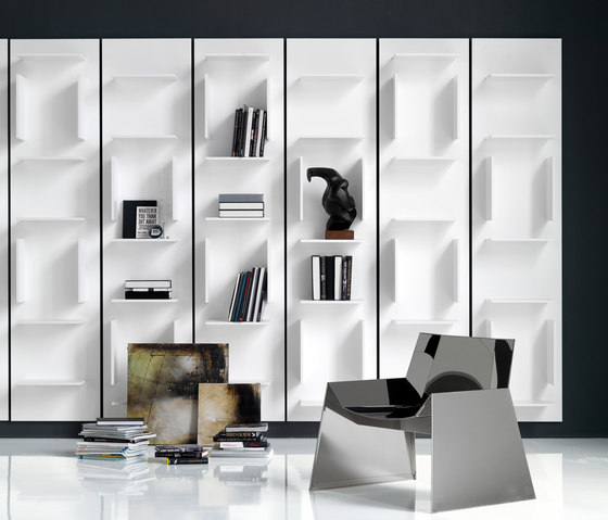 Fifty by Cattelan Italia | Shelving systems
