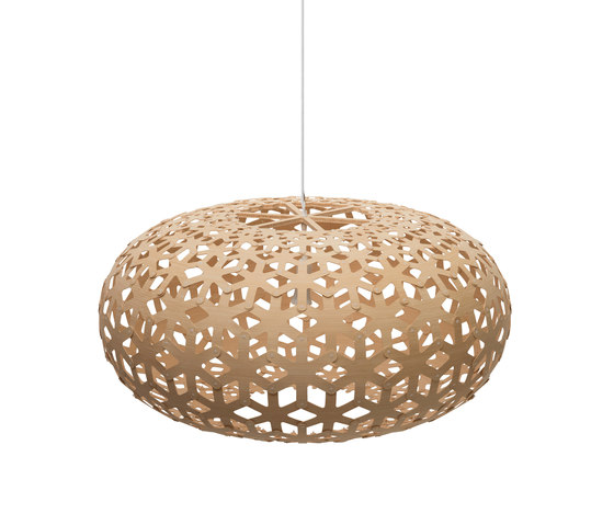 Snowflake Bamboo by David Trubridge | General lighting