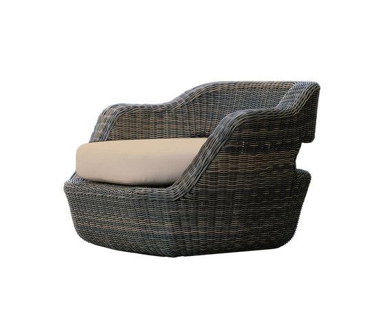 Eden Armchair by Unopiù | Garden armchairs