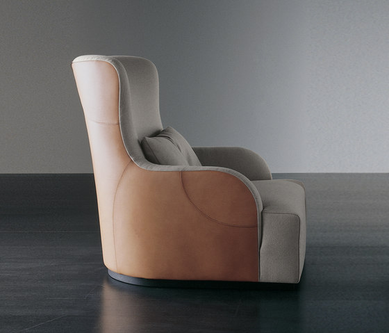 Liu Kuoio by Meridiani | Lounge chairs
