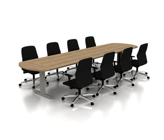 Varto Meeting Desk de Nurus | Mesas de conferencias