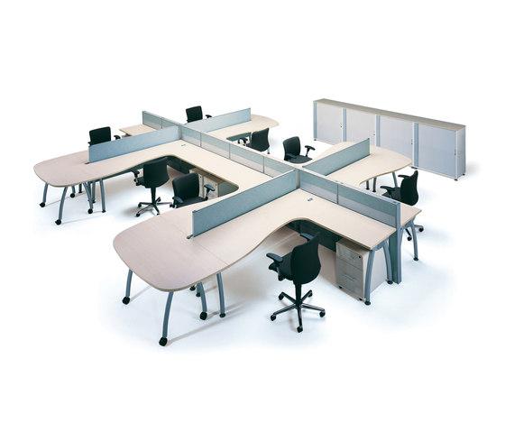 Varto Digor Desk by Nurus | Individual desks
