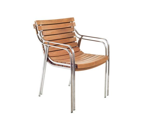 Equinox Chair de Unopiù | Sillas de jardín