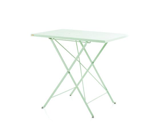 Foldy Tisch von Unopiù | Garten-Bistrotische