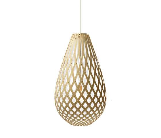Koura general lighting by david trubridge architonic - Achat suspension luminaire ...