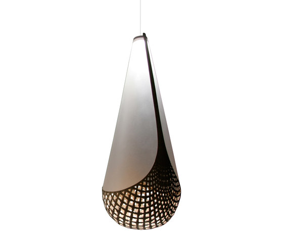 Basket Of Knowledge Bamboo by David Trubridge | General lighting