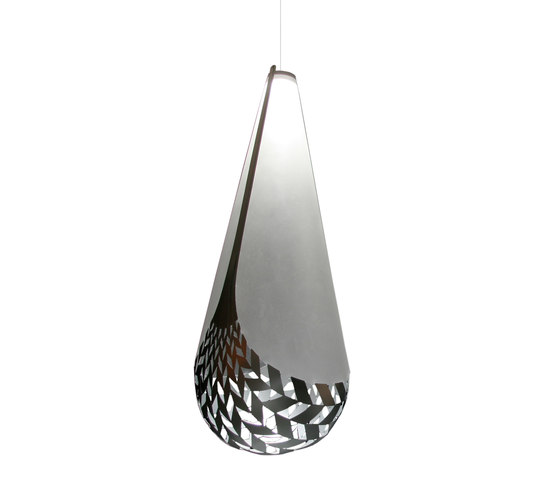 Basket Of Knowledge Aluminium by David Trubridge | General lighting