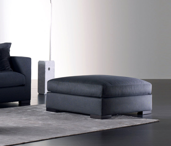 Belmon Pouf by Meridiani | Poufs