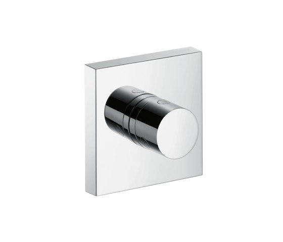 AXOR Starck Set de finition pour robinet d'arrêt|inverseur Trio|Quattro de AXOR | Robinetterie de douche