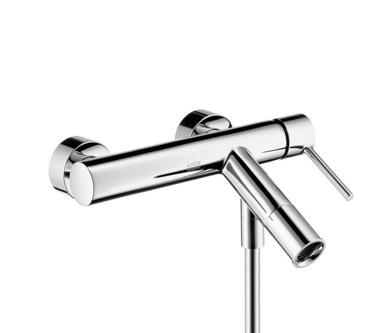 AXOR Starck Single Lever Bath Mixer for exposed fitting DN15 by AXOR | Shower taps / mixers