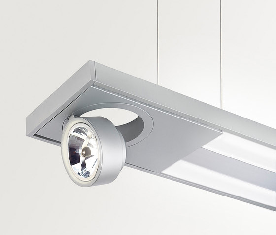 P 220 susp t5 doble qr by ARKOSLIGHT | General lighting