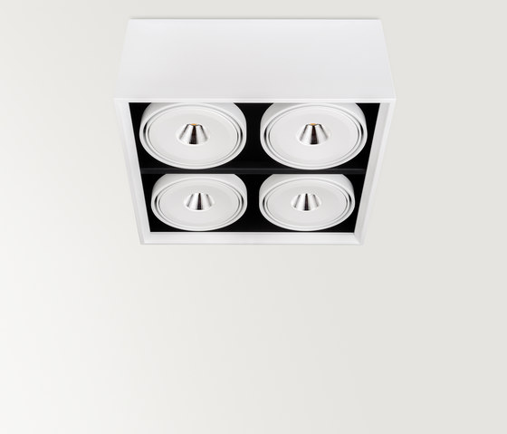 Orbital Surface 4Lark by ARKOSLIGHT | Ceiling-mounted spotlights