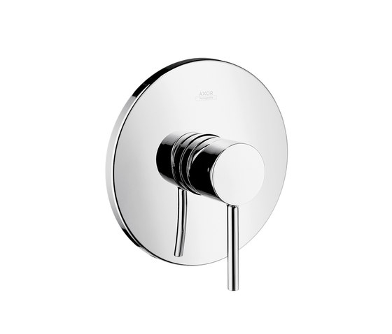 AXOR Starck Single Lever Shower Mixer for concealed installation by AXOR | Shower controls
