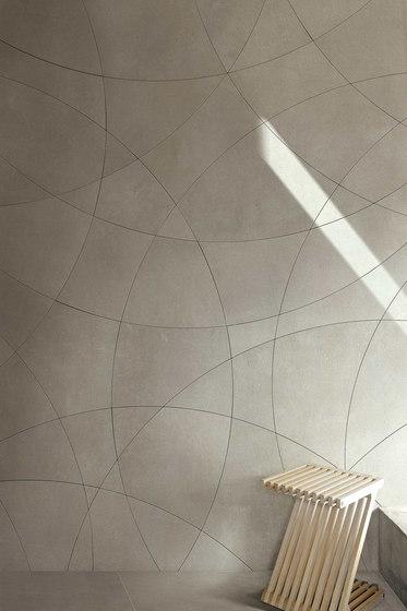 Industrial Puzzle Decor Steel de FLORIM | Mosaïques céramique