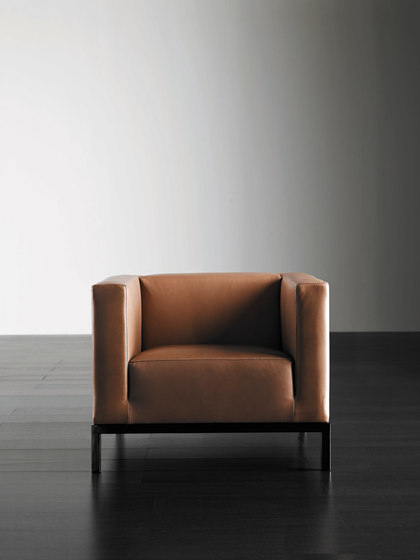 Farrell By Meridiani Armchair Sofa Pouf
