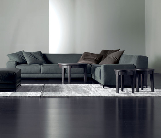 Frieman Modular Sofa by Meridiani | Lounge sofas