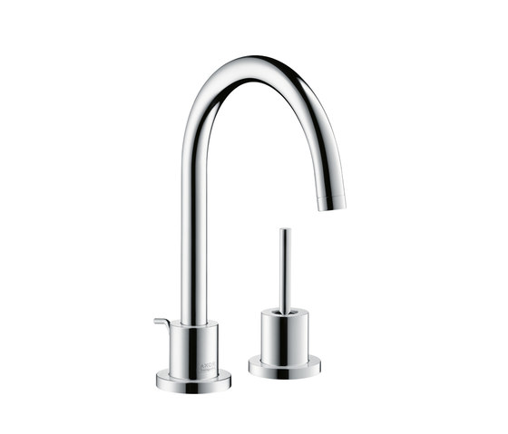 AXOR Starck 2-Hole Basin Mixer DN15 by AXOR | Wash basin taps