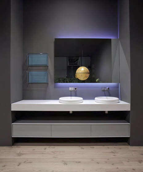 Planeta by antoniolupi | Vanity units