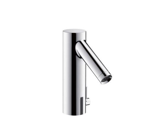 AXOR Starck Mezclador electrónico de lavabo de AXOR | Grifería para lavabos