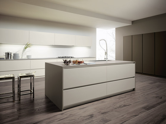 K_Goccia by Meson's Cucine | Fitted kitchens