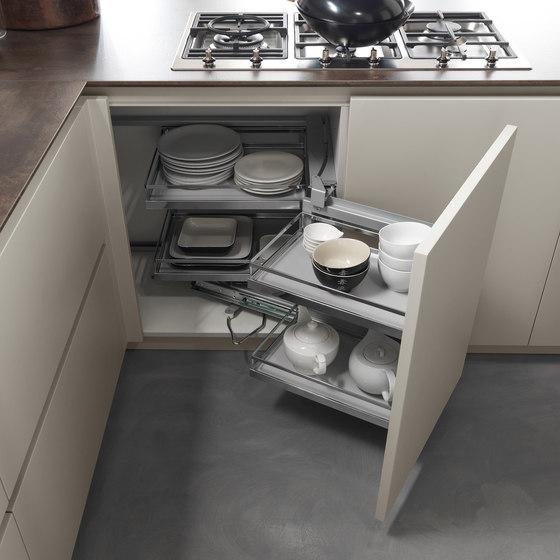 M_26 Gola di Meson's Cucine | Cucine a parete