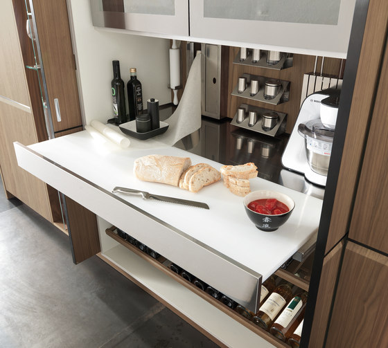 M_26 Profili by Meson's Cucine | Fitted kitchens