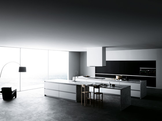 Vetronica by Meson's Cucine | Fitted kitchens