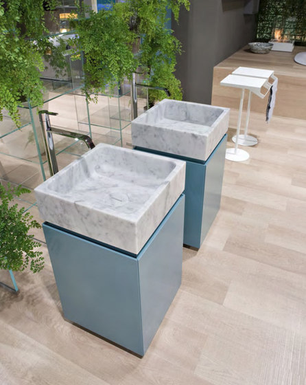 Lunaria by antoniolupi | Wash basins