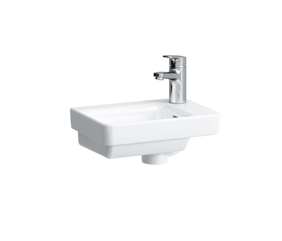 LAUFEN Pro S | Small washbasin - asymmetric by Laufen | Wash basins