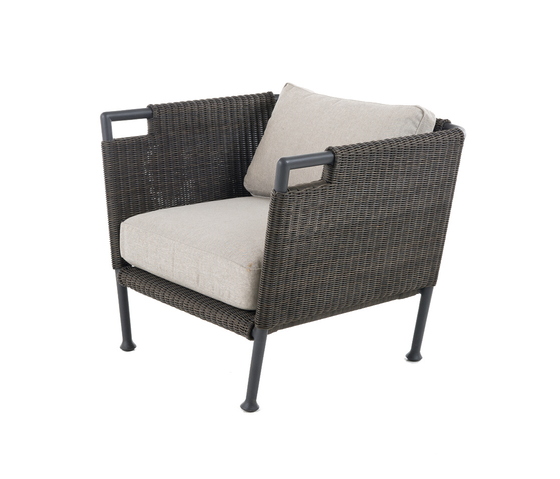 Lawrence Armchair by Unopiù | Garden armchairs