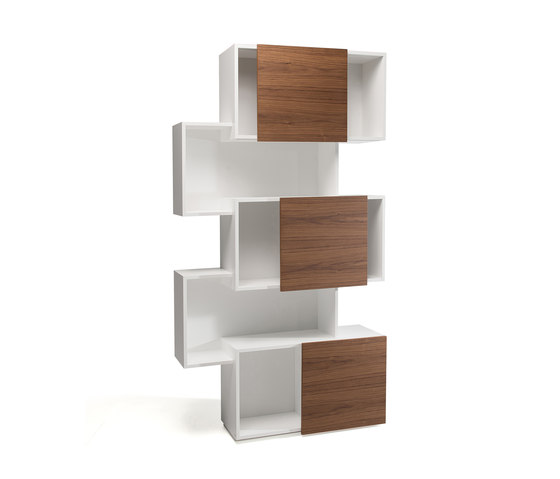 Piquant by Cattelan Italia | Shelving systems