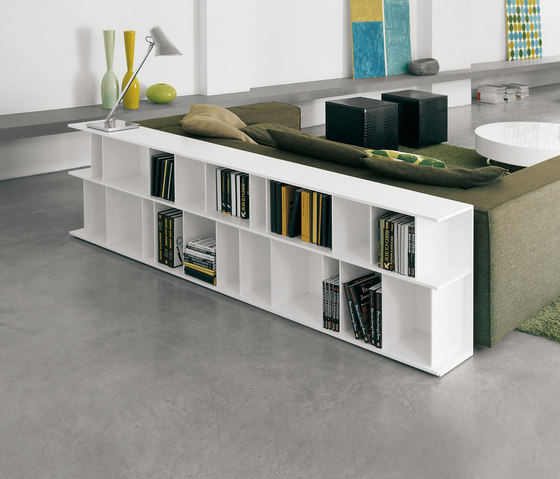 Wally by Cattelan Italia | Shelving systems