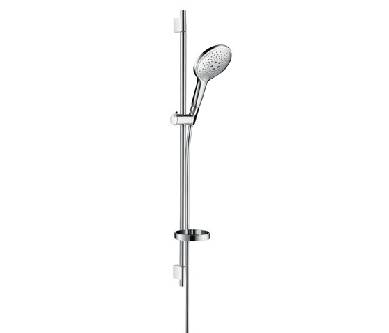 AXOR Starck Organic Raindance Select 150|Unica'S Puro Set 0,90 m by AXOR | Shower taps / mixers