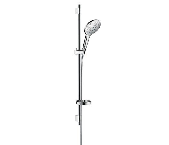 AXOR Starck Organic Set Raindance Select 150|Unica'S Puro 0,90 m de AXOR | Robinetterie de douche