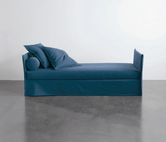 Fox Dormeuse by Meridiani | Sofa beds