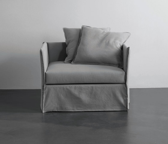 Fox Armchair Bed by Meridiani | Sofa beds