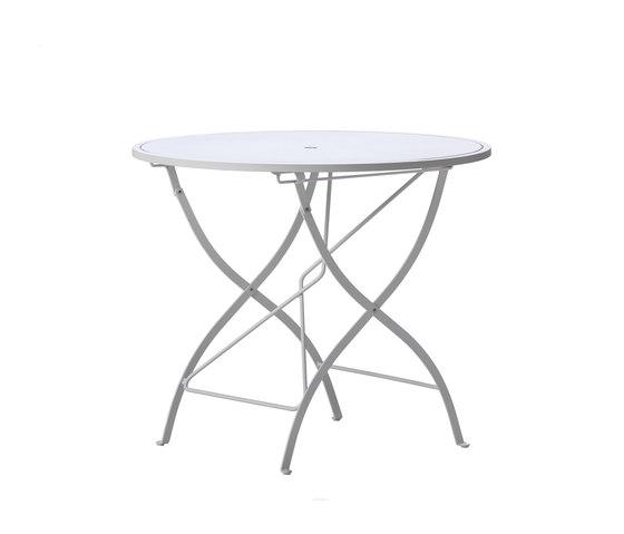 Minerva Table by Unopiù   Bistro tables