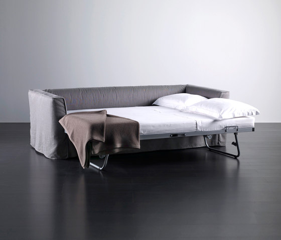 Law Sofa Bed by Meridiani | Sofa beds