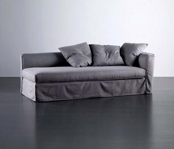Law Day Bed by Meridiani | Sofa beds